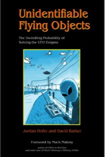 Book: Unidentifiable Flying Objects: The Dwindling Probability of Solving the UFO Enigma