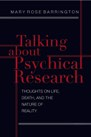 Book: Talking About Psychical Research